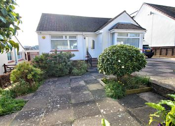 Thumbnail 2 bed detached bungalow for sale in Borough Park Road, Paignton