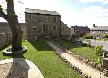 Thumbnail 4 bed barn conversion for sale in Hill Top Lane, Barnsley