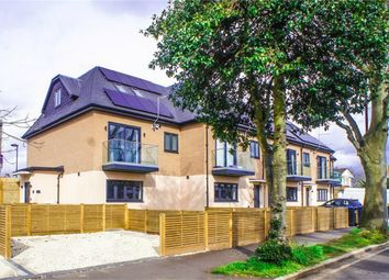 Thumbnail 4 bed end terrace house for sale in Lyndhurst Gardens, Bush Hill Park, Greater London