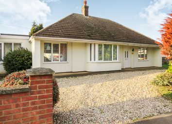 Thumbnail 4 bedroom detached bungalow for sale in Welland Road, Dogsthorpe, Peterborough