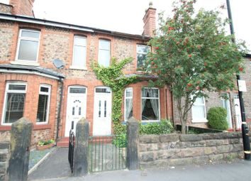 Thumbnail 2 bed terraced house for sale in Navigation Road, Altrincham