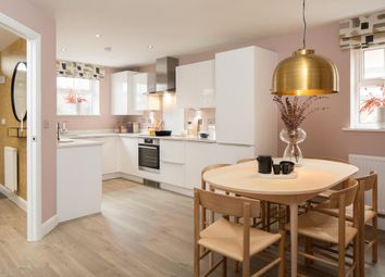 """Thumbnail 3 bedroom semi-detached house for sale in """"Ashurst"""" at Taunton Road, Bishops Lydeard, Taunton"""