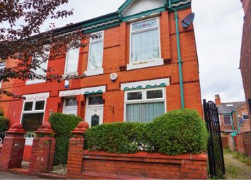 Thumbnail 2 bed end terrace house for sale in Dorset Avenue, Manchester