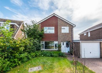 Thumbnail 4 bed detached house for sale in Belvedere Gardens, Seaford