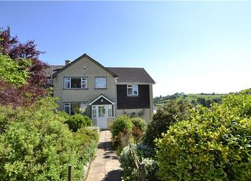 Thumbnail 5 bed semi-detached house for sale in Leighton Road, Bath, Somerset