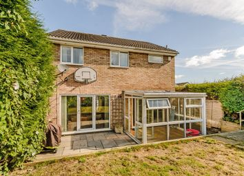Thumbnail 4 bed detached house for sale in Hillside Drive, Chesterfield, Derbyshire