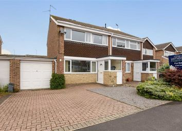 Thumbnail 3 bed semi-detached house for sale in Barra Close, Highworth, Wiltshire