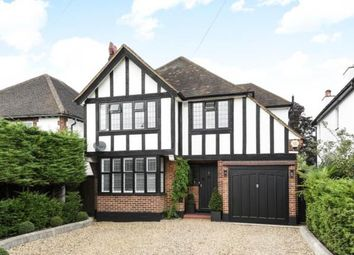 Thumbnail 3 bed detached house for sale in Romanhurst Gardens, Bromley