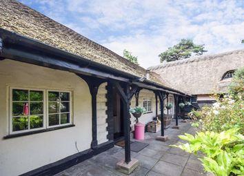 Thumbnail 1 bed cottage to rent in Dell Lane, Little Hallingbury, Bishop's Stortford