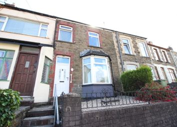 Thumbnail 2 bed terraced house for sale in Mill Road, Caerphilly