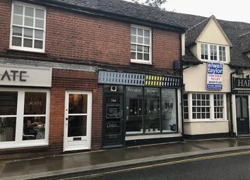 Thumbnail Retail premises for sale in Shop, 16A, High Street, Maldon