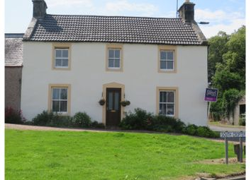 Thumbnail 4 bed end terrace house for sale in South Croftdyke, Ceres, Cupar