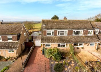 Thumbnail 3 bed semi-detached bungalow for sale in South Close, Greatworth, Banbury, Oxfordshire