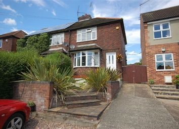 Thumbnail 2 bedroom semi-detached house for sale in Main Road, Ravenshead, Nottingham