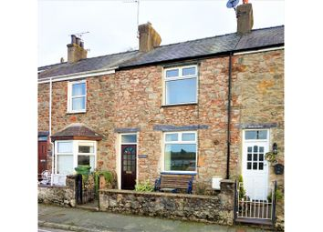 Thumbnail 2 bed terraced house for sale in Beach Road, Y Felinheli