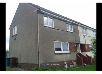 Thumbnail 3 bed end terrace house to rent in Dunure Street, Coatbridge
