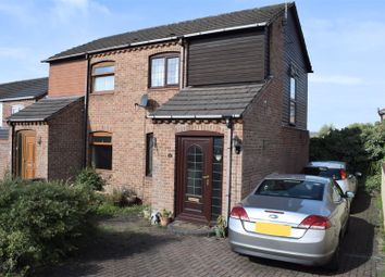 Thumbnail 2 bed semi-detached house for sale in Harrow Road, Midway, Swadlincote