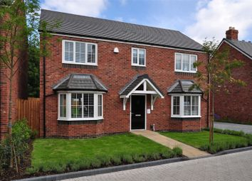 Thumbnail 4 bed detached house for sale in Church Road, Newbold On Stour, Stratford-Upon-Avon
