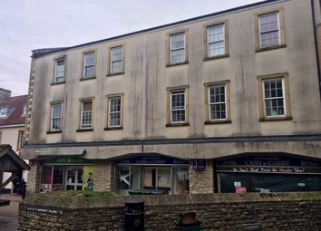 Thumbnail 2 bed flat to rent in Church Lane, Shepton Mallet