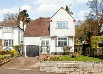 Thumbnail 3 bed detached house for sale in Carpenters Wood Drive, Chorleywood, Hertfordshire