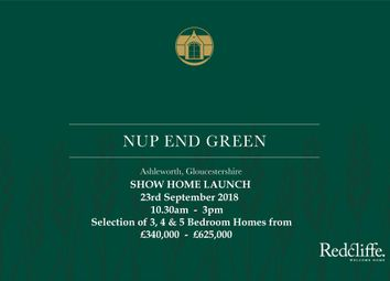 Thumbnail 5 bed detached house for sale in Show Home Launch, Nup End, Ashleworth