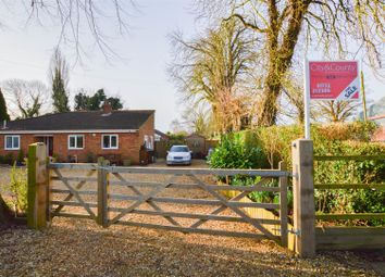 Thumbnail 4 bed detached bungalow for sale in North Road, Gedney Hill, Spalding
