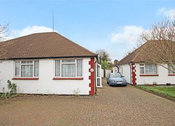 Thumbnail 2 bed bungalow for sale in Vernon Close, St Pauls Cray, Kent