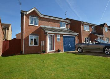 Thumbnail 3 bed detached house for sale in Primrose Way, Stamford