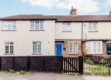 Thumbnail 4 bedroom end terrace house for sale in Compton Crescent, London, London