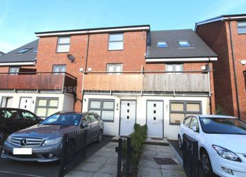 Thumbnail 4 bedroom terraced house to rent in Houseman Crescent, West Didsbury