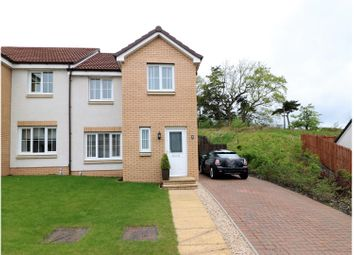 Thumbnail 3 bed semi-detached house for sale in Wester Newlands Drive, Falkirk