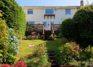 Thumbnail 3 bed semi-detached house for sale in Penmeva View, Mevagissey, St. Austell