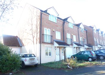 Thumbnail 4 bed town house to rent in East India Way, Addiscombe, Croydon