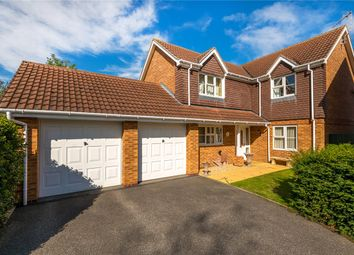 4 bed detached house for sale in Larch Close, Ruskington, Sleaford, Lincolnshire NG34