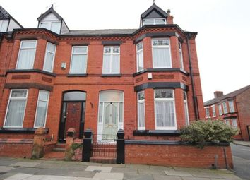 Thumbnail 5 bed terraced house for sale in Woodlands Road, Aigburth, Liverpool