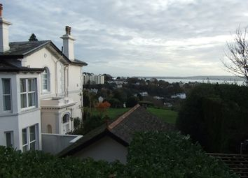 Thumbnail 1 bed flat to rent in Pine Court, Higher Warberry Road, Torquay