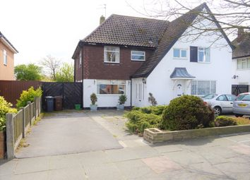 Thumbnail 3 bed semi-detached house for sale in Fylde Road, Southport