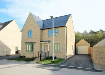 Thumbnail 4 bed detached house for sale in Pembroke Park, Cirencester, Gloucestershire.