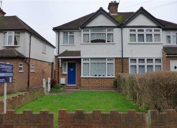 Thumbnail 3 bed semi-detached house to rent in Hewens Road, Hillingdon, Middlesex
