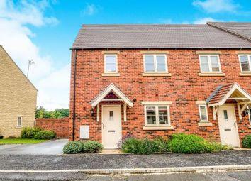Thumbnail 3 bed semi-detached house for sale in Sunderland Road, Moreton-In-Marsh, Gloucestershire, Moreton In Marsh