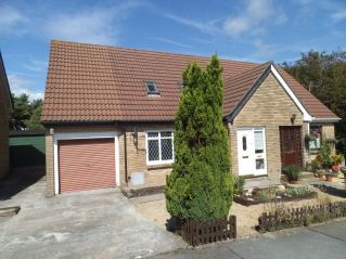 Thumbnail 3 bed semi-detached bungalow to rent in Hunter's Ridge, Brackla, Bridgend