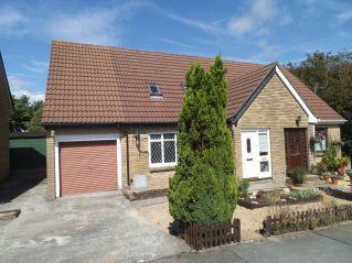 Thumbnail 3 bed semi-detached bungalow to rent in Hunter's Ridge, Brackla, Bridgend
