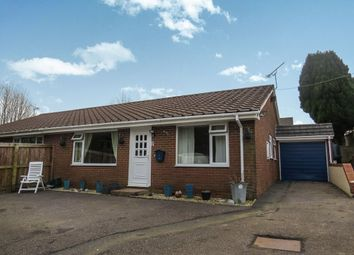 Thumbnail 3 bed semi-detached bungalow for sale in Drayford Lane, Witheridge, Tiverton