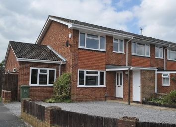Thumbnail 3 bedroom semi-detached house to rent in Russet Close, Tongham, Farnham