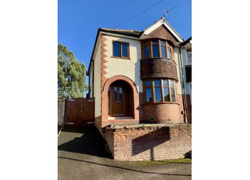 Thumbnail 3 bed semi-detached house for sale in Kingston Avenue, Stafford