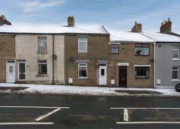 2 bed terraced house for sale in Front Street, Sunniside, Bishop Auckland, Durham DL13