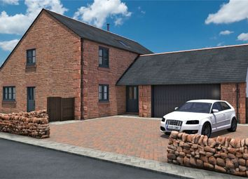 Thumbnail 4 bed detached house for sale in Oak Close, Winskill, Penrith