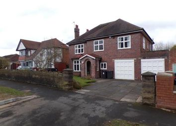 Thumbnail 5 bed detached house for sale in Greenland Road, Selly Park, Birmingham, West Midlands