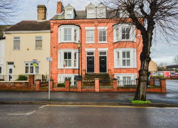 Thumbnail 4 bed town house for sale in Burghley Road, Peterborough
