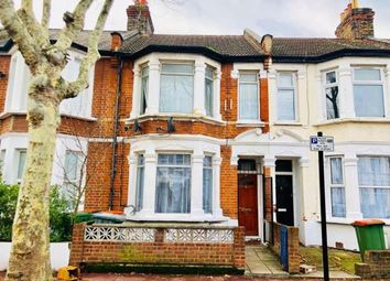 Thumbnail 3 bedroom terraced house for sale in Macaulay Road, East Ham